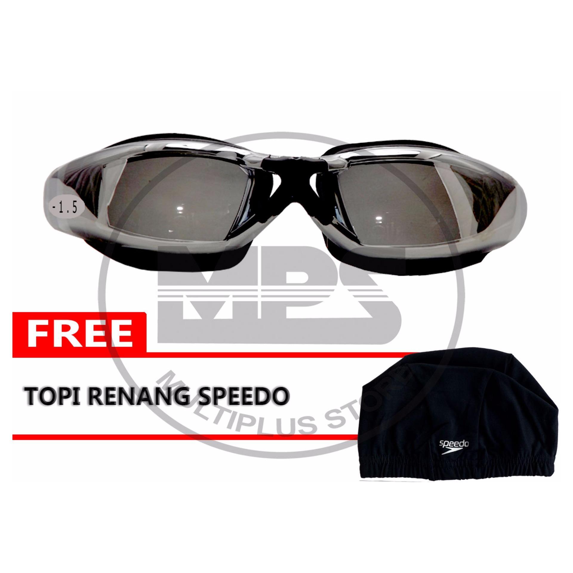 Speedo Kacamata Renang Minus 15 Spec Dan Daftar Harga Terbaru G1100p 2 25 3 35 4 45 5 6 7