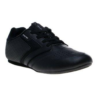 Spotec Hawker Sepatu Sneakers - Hitam-Hitam
