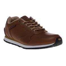 Spotec Hilton Sepatu Lari - Brown/Beige