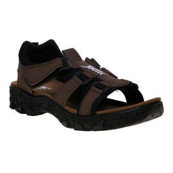 harga Spotec Legendary Healthy Sandal Hiking Gunung Tracking - Cokelat-Hitam-Putih Lazada.co.id