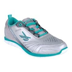 Spotec Move On Sepatu Sneakers Olahraga - Perak/Tosca