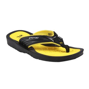 harga Spotec Rocket Sandal Sports - Black/Yellow Lazada.co.id