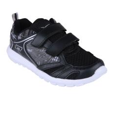 Spotec SPC 2.5 Jr Sepatu Lari Anak-anak - Hitam/Putih