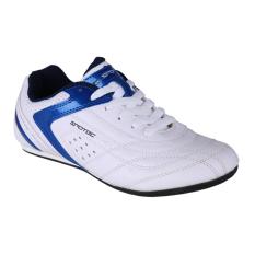 Spotec Victor Lace Sepatu Olahraga - Putih Biru