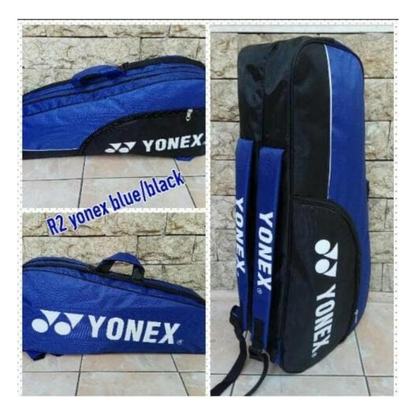 Home · Yonex Net Badminton Bulutangkis Internasional; Page - 3. Tas raket badminton R2