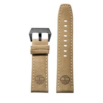 Timberland luar ruangan kulit jam tangan pria jam tangan tali