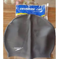 Topi Renang/Swimming Cap Merk Speedo (ORIGINAL)
