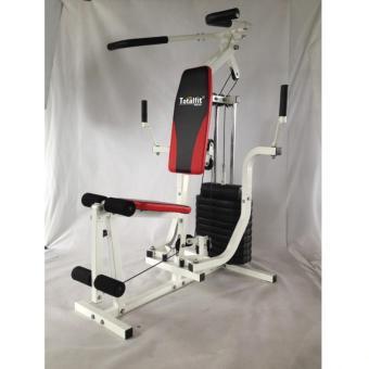 TOTAL FITNESS Mini Home Gym Alat Angkat Beban, Home Gym Mini