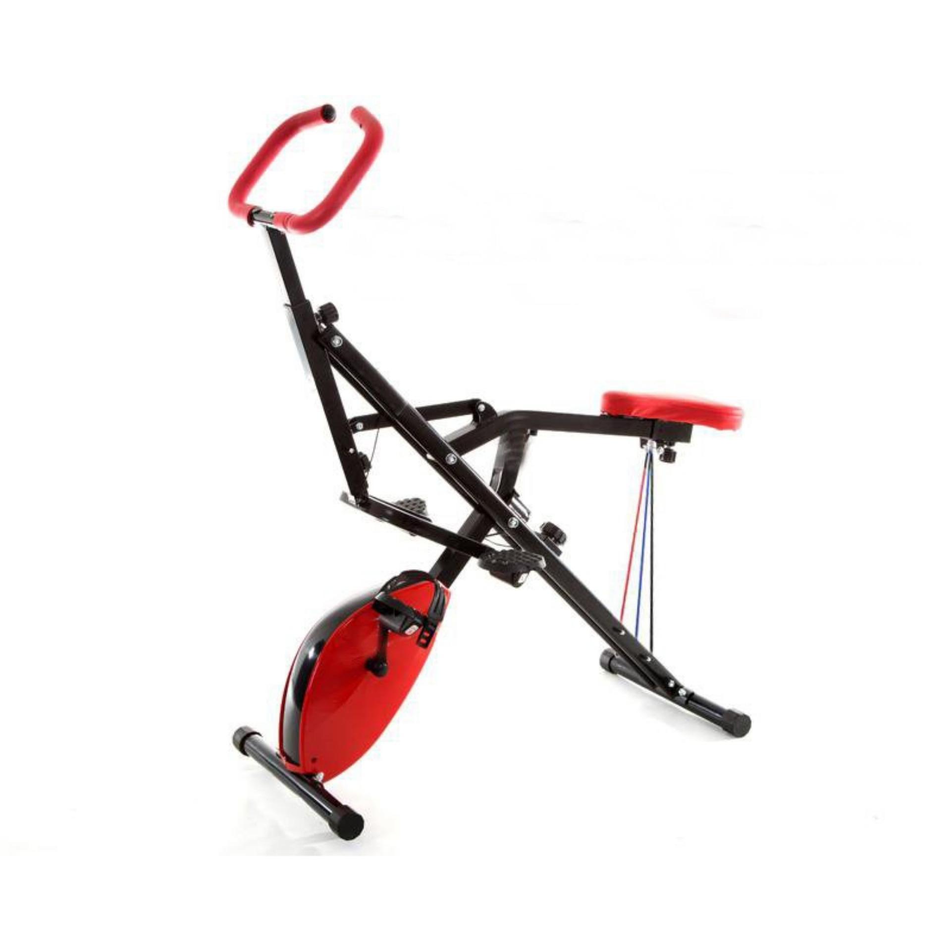 Total Fitness Sepeda Statis Orbitrek 5 In 1 Anti Gores Spec Dan Orbitrack Multifungsi Orb2000s Horse Bike Rider Tl8218