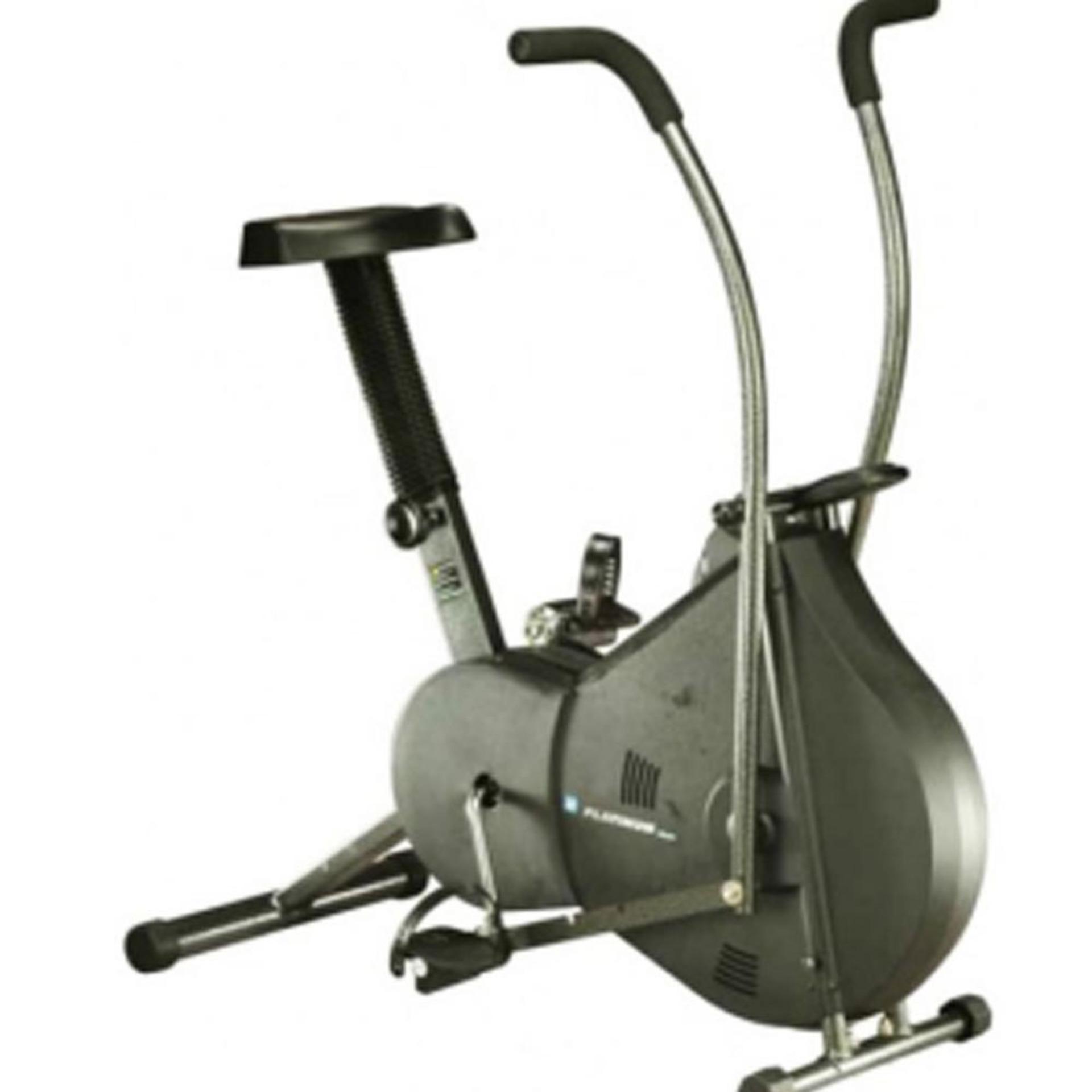 Total Fitness Spinning Bike Tl 930 Multicolor Sepeda Statis Orbitrack Multifungsi Orb2000s Sangat Nyaman Dan Aman Wind Cycle With Full Cover Handle Tl8202