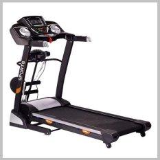TOTAL FITNESS Treadmill Elektrik 4 Fungsi 1,75HP ID-938M