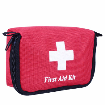 Travel First Aid Kit Bag Home Small Emergency Medical SurvivalTreatment Box