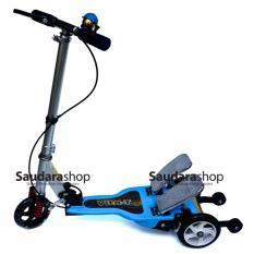 Vita Skuter Anak Dua Pedal Besi / Scooter Dual Pedal / Skuter Otopet