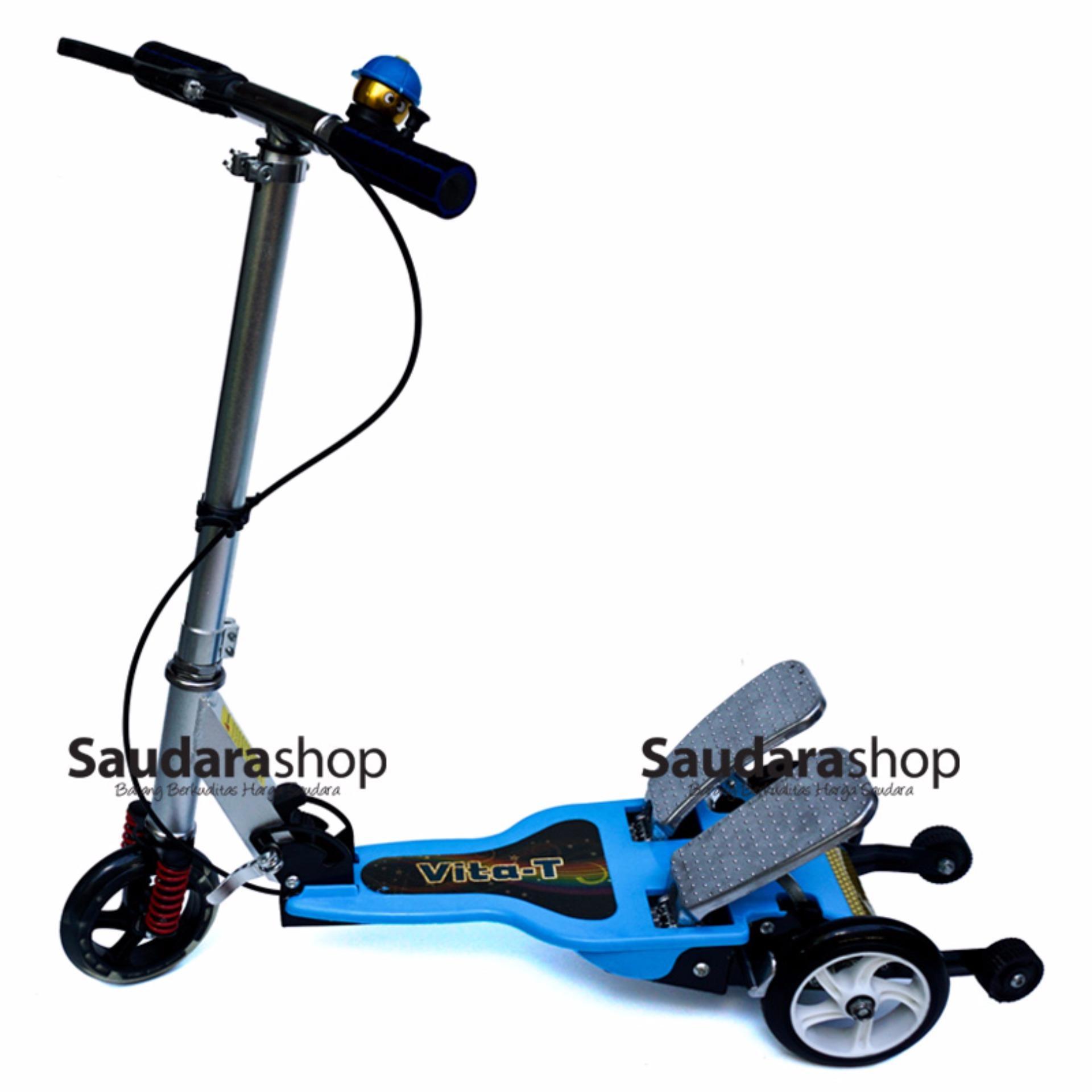 vita skuter anak dua pedal