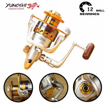 Yumoshi 12BB Fishing Reel fly fishing reel SHIMANO Carp Fishing Reels EF1000 - intl