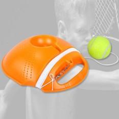 Yunmiao Portable Pelatih Tenis Profesional Dispenser Kuat Base + Tahan Lama Tenis-Intl