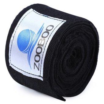 Harga Zooboo 1 pasang 5 cm w 3 m panjang kapas pembalut Sanda Handwrap tinju Terbaru klik gambar.