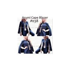 #038 Arumi Cape Blazer ( RESELLER 2@42RB)