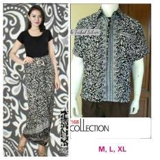 168 Collection Rok Maxi Lilit Cool Black Batik Hitam Daftar Source Jual
