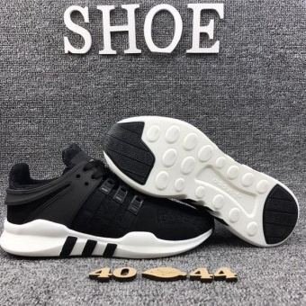 2017 New ADS EQT Support ADV Primeknit 93 White   Black Sports Running Shoes  Men and 7d7b2d7cfc