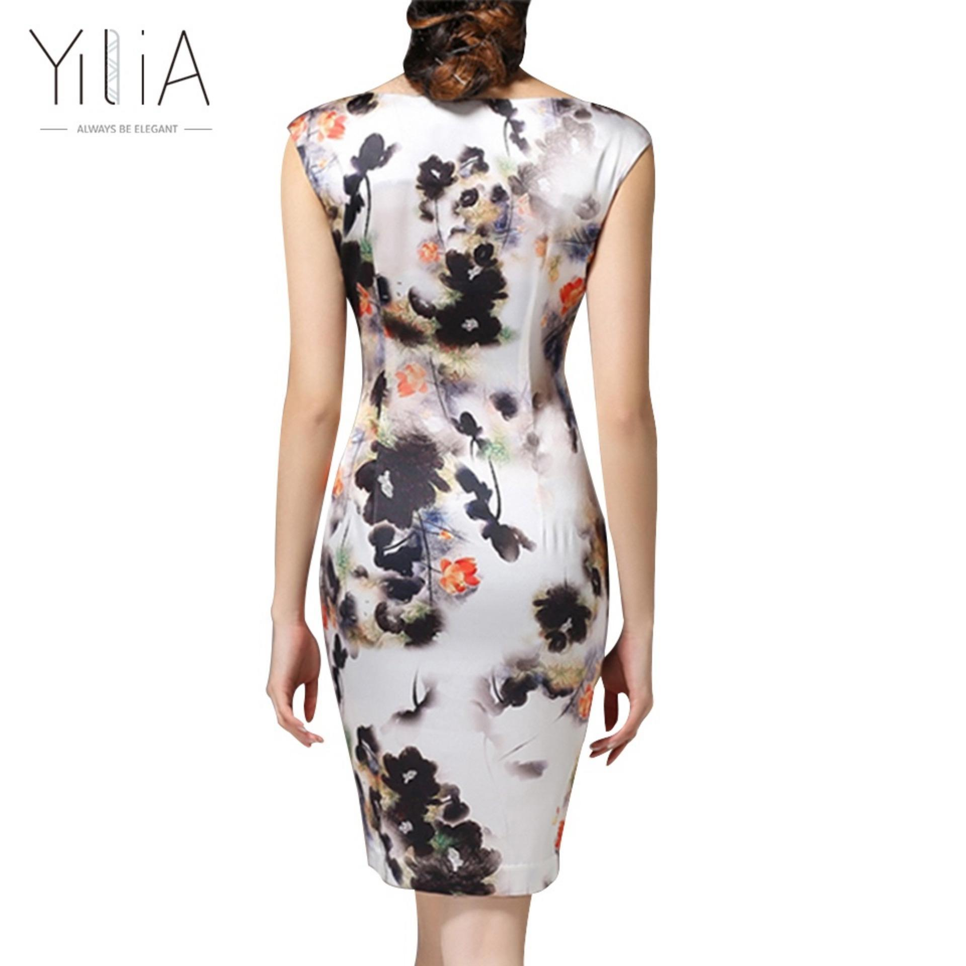 Makarizo Advisor Hair Vitamin 50 Pcs Cashmere Soft Smooth Kuning Blister 6x1ml 2017 Yilia Floral Print Dress Women Elegant Vintage Chinese Inkprinted Bodycon 4xl