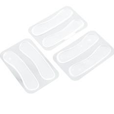 ... Hak Tinggi Source · 1 pasang bantal Gel silikon pelindung tumit kaki perawatan bantalan sisipan sol sepatu transparan nyaman sejuk