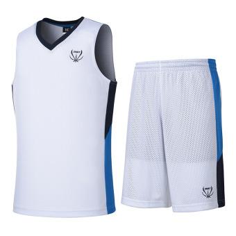 Harga 361 derajat nyaman asli baru musim semi dan musim gugur kebugaran basket pakaian (BENAI) Ori