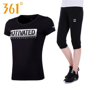 Harga 361 Musim Panas Yang Pendek Celana Kebugaran Pakaian (Karbon hitam) (Karbon hitam)