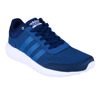 Adidas Cloudfoam Race Men's Shoes - Core Blue/Mystery Blue