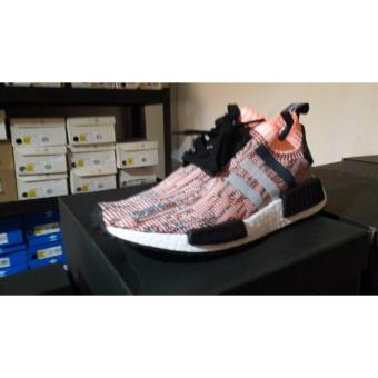 Adidas NMD Tricolor Pink 100% Authentic USA