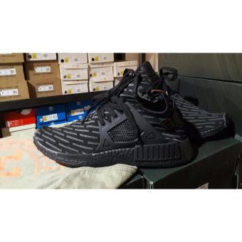 Adidas NMD XR1 PK Triple Black 100% Authentic USA