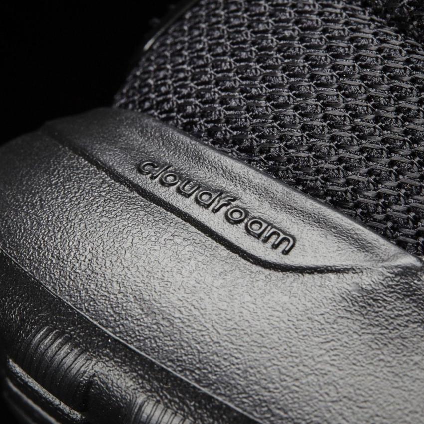 Adidas Sepatu Running Cloudfoam Lite Racer W AW4023 Hitam .