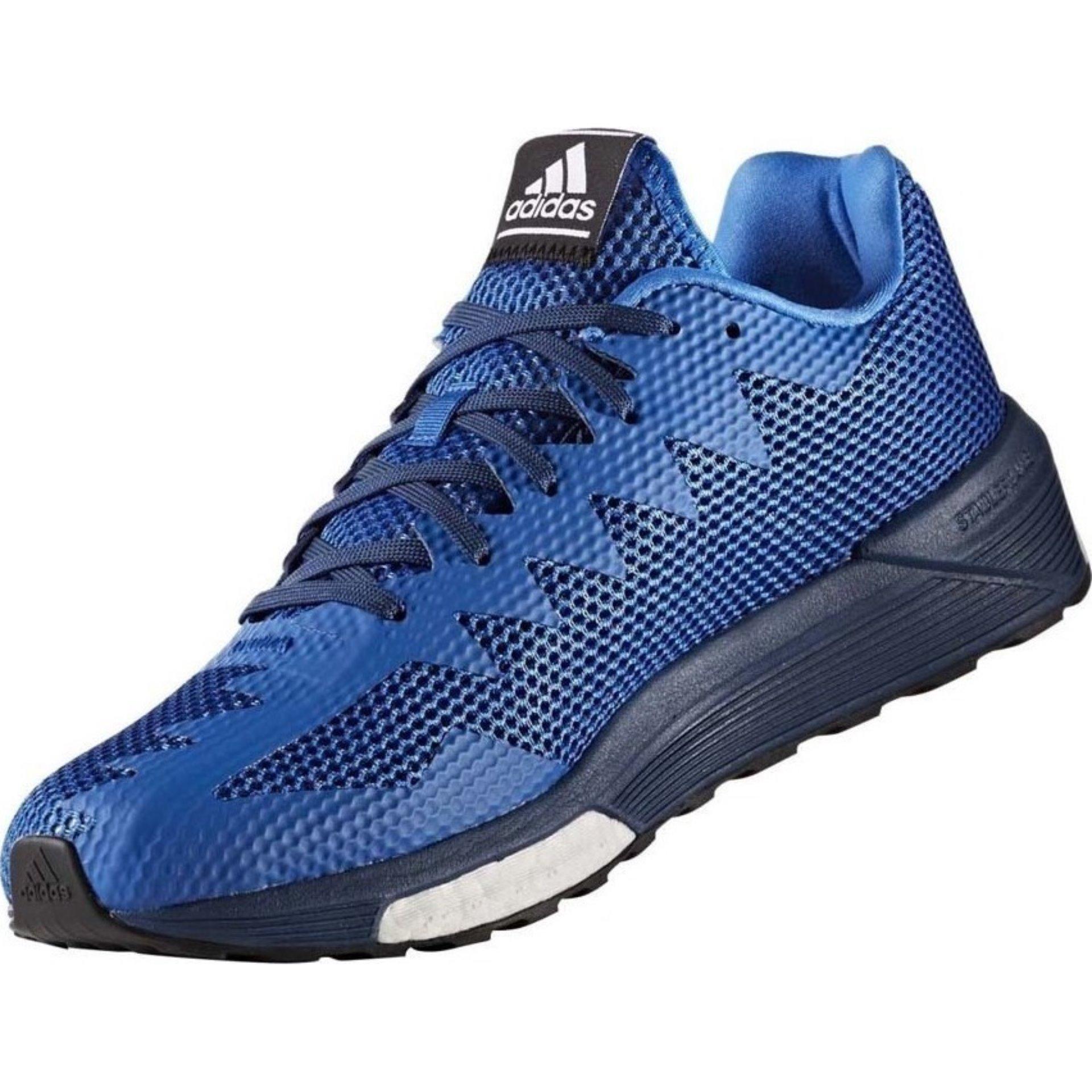 Adidas Sepatu Running Adineo Cloudfoam Speed Aw4910 Biru - Review ... f3b380bb64