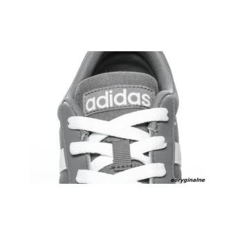 Adidas Sepatu sneaker adiNeo VS Set - AW3892 - Abu - 3