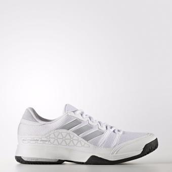 Adidas Sepatu Tennis Barricade Court - BB3325 - Putih