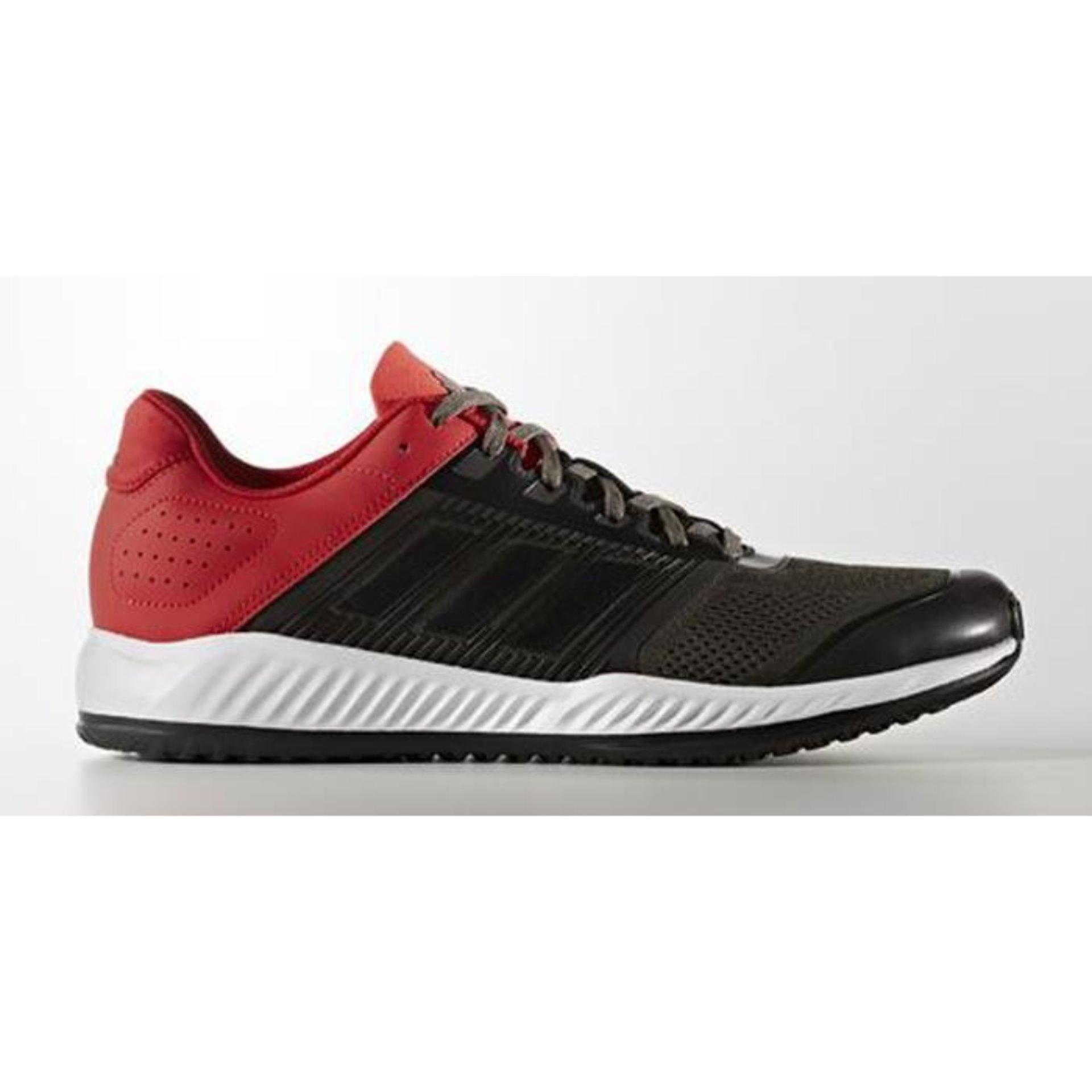 Adidas sepatu training ZG M - BA8141 - Hitam merah .