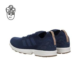 049179526 ... greece gambar adidas zx flux primeknit running shoes navy navy gum  ba7372 sh 8d857 0f46e