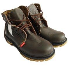 Sepatu Safety Boot Kulit Asli Sloppyboot V1 1 Hitam Daftar Harga Source Adventure .