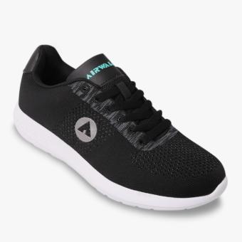 Airwalk Hilia Women's Sneakers Shoes - Hitam - 5