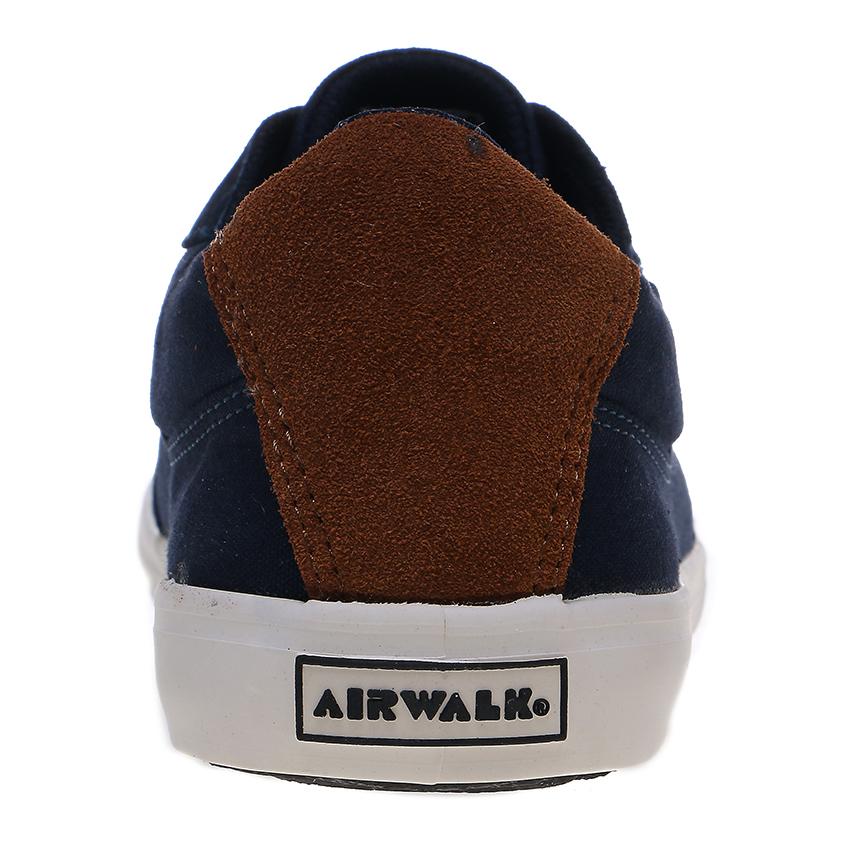 Airwalk Jaron Sepatu Sneakers - Navy .