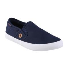 Airwalk Juan Sepatu Sneakers Pria - Navy