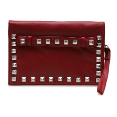 Alibi Paris Mosella Bag - Merah