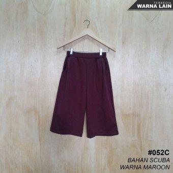 ... Kenyra Plisket Long Pant Pink Harga 168 Collection Celana Kulot J Lo Long Pant Cream Terbaru