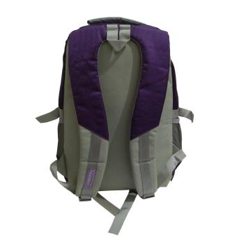 Alto Backpack The New Great Innovation + Raincoat/ Bag Cover - UnguTua Abu-Abu - 3