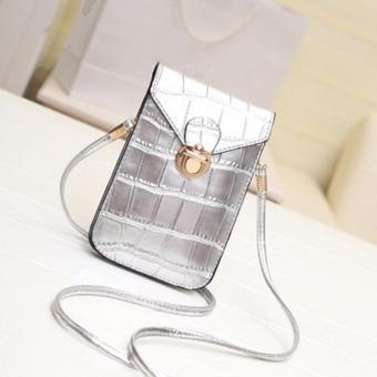 Amart fashion tas dompet tas bahu tas kurir tas gendong tas selempang mini kulit  PU untuk 0a3f1173a3