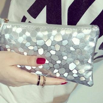 Amart Fashion tas kurir tas bahu selempang dompet genggam wanita berhias  Paillette sederhana 4c8f1126eb