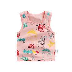 Korean Source · Anak laki laki tanpa lengan bayi musim panas t shirt .