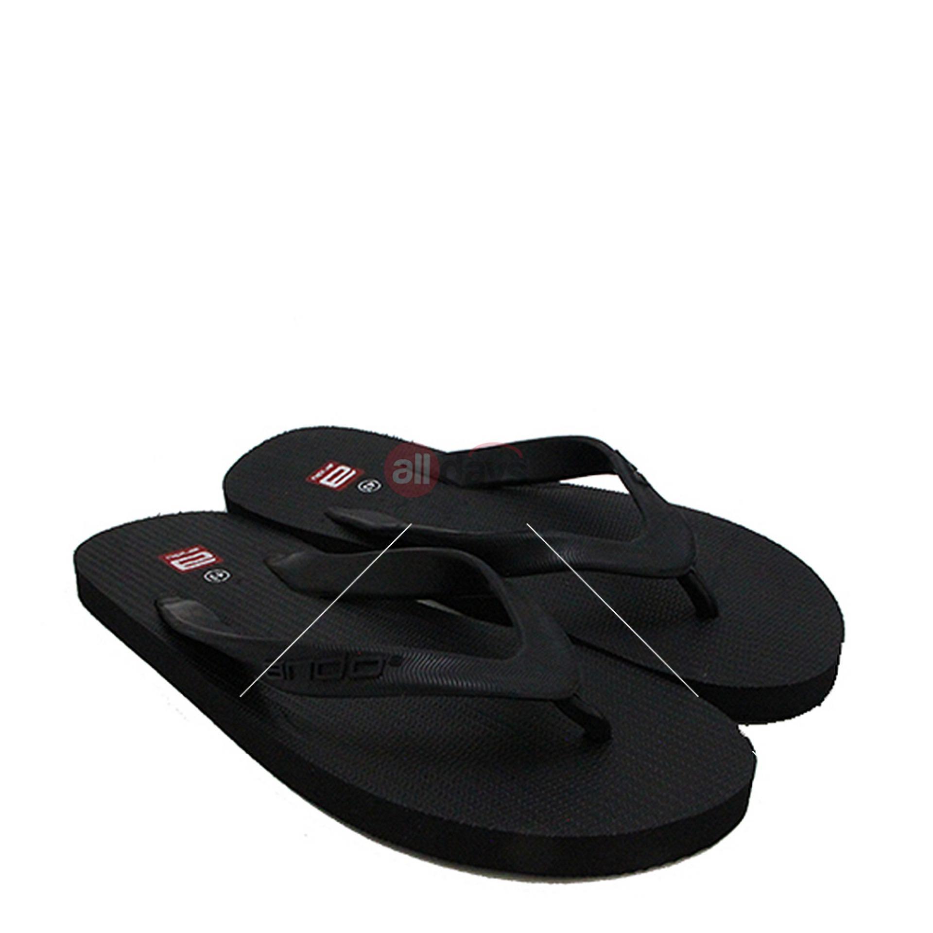 Kehebatan Salvo Sepatu Pria Ca78 Free Sandal Zr Coklat Dan Harga Source · 100 karet alami Ando Sandal Jepit Hawaii Man Hitam