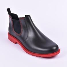 Ap Boots Hobby n Work Sepatu Pria Boot Pendek Untuk Touring Outdoor Proyek OutBound