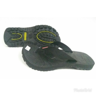 Arsy Sport Sandal Gunung Jepit - Hitam